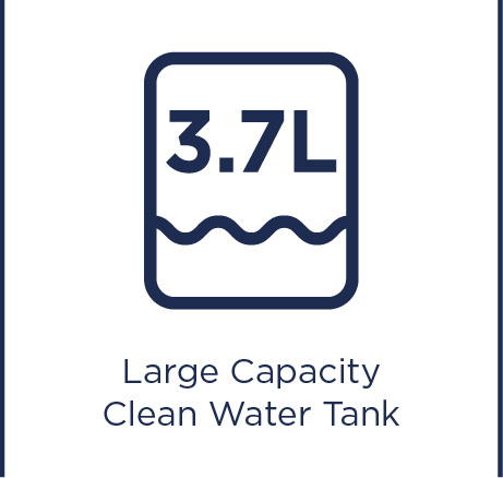 Large capacity clean water tank